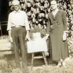George & Nettie (Akin) Ball